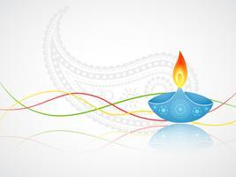 saudação de diwali