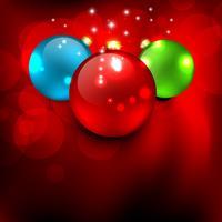 diseño de bola de navidad