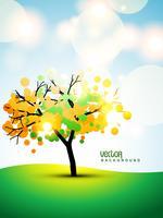 vector tree art