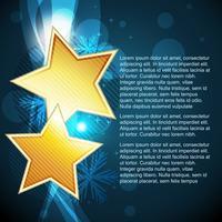 vektor stjärna design