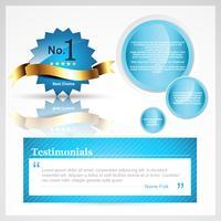 Infografik-Web-Elemente