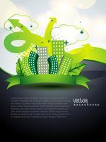 grön stad