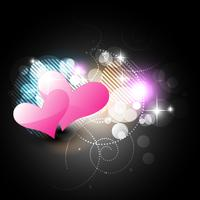 coração de vetor