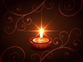 feliz vector de diwali