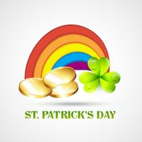 saint patricks dag illustratie
