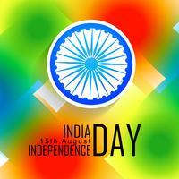 fond indien coloré