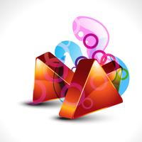 abstract stylish background