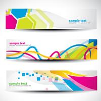abstract header set
