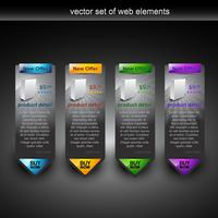 exibição de produtos web