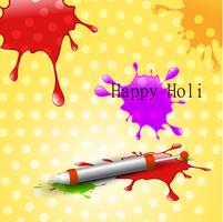 colorful holi splashes