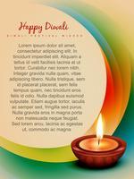 Diwali-Hintergrund