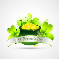 st. patricks dag illustratie