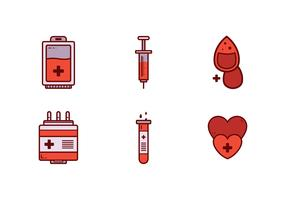 Blood-drive-icon-vector