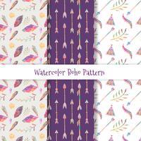 Lovely Boho Pattern Set
