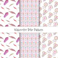 Cute Boho Pattern Collection