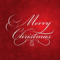 Kerst tekst achtergrond