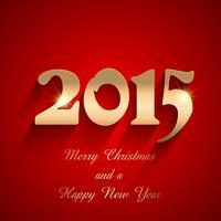 Feliz ano novo design