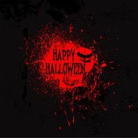 Grunge Halloween background`