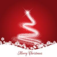 Fondo de arbol de navidad