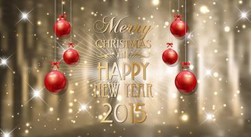 Feliz navidad de fondo
