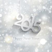Feliz año nuevo fondo