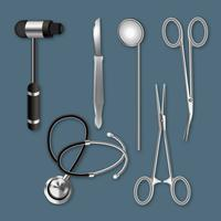 Realistic Medical Tools