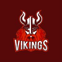 Viking Logo Vector