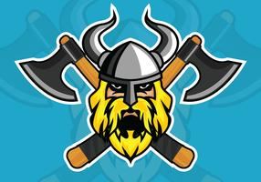 Viking Vector Illustration