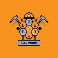 Vecteur d'exploration de données