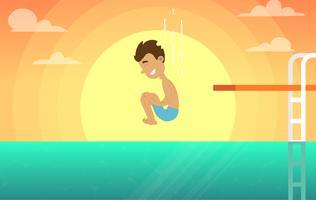 Vector Summer Illustration