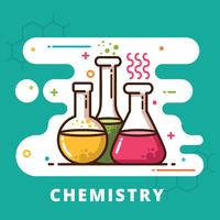 Chemie-Illustration