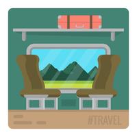 Cabine de trem