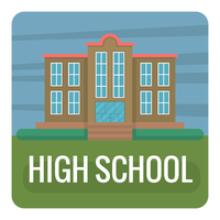 Flat High School