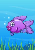Smile Cartoon poisson