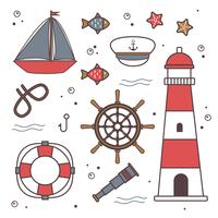 Nautical Element Vector