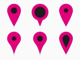 Location Pointer Symbol Vectors