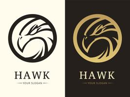 Vecteur de logo Hawx