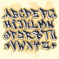 Graffiti Alfabet