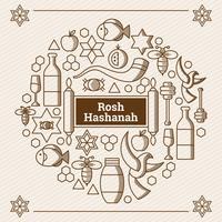 Rosh Hashanah Elements