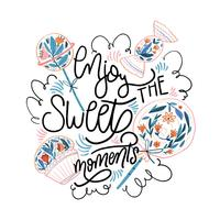 Watercolor-sweet-candies-and-cupcake-with-lettering