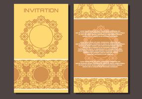 Luxury Islamic Style Invitation
