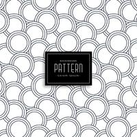 line circle pattern design background