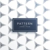 stylish abstract shape pattern design