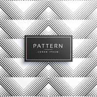 stylish line pattern background with different width
