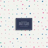 patrón abstracto lindo de pequeños cuadrados