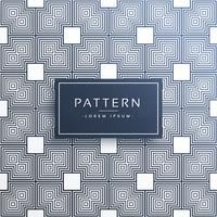 stylish square geometric pattern background