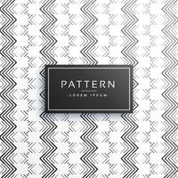 stylish zigzag lines pattern background