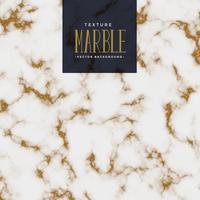texture de marbre premium avec motif doré