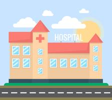 Bâtiment de l'hôpital