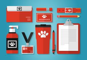Pet Care Corporate Identity Template